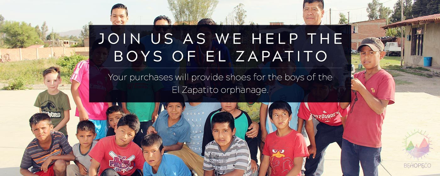 Join us as we help the boys of El Zapatito Orphanage