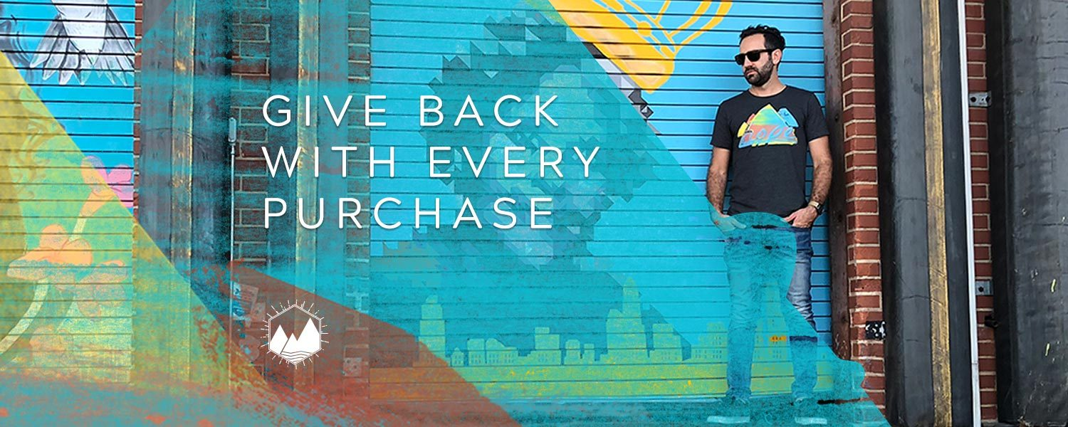 Give Back with Every Purchase - Be Hope Collective