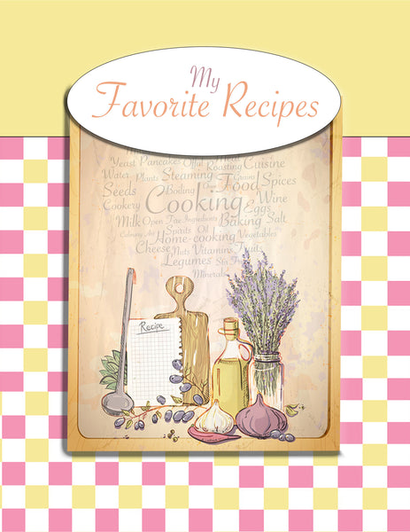 Cooking Journals