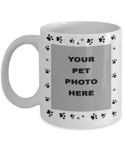 Personalize Pet Mug - 11oz.