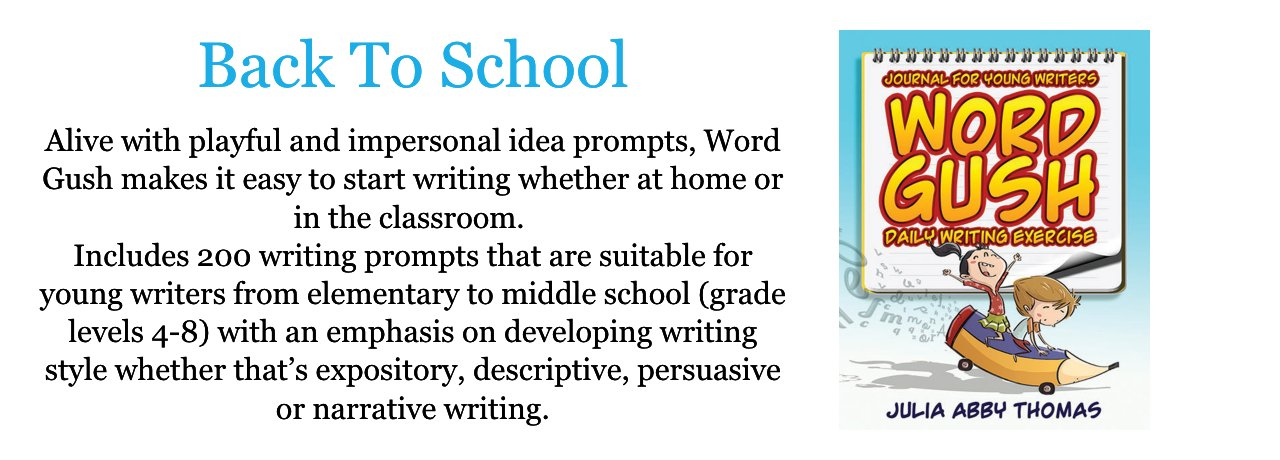 Creative Writing Book for Children