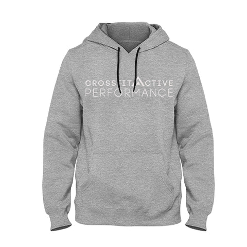 Active 3-2-1 Go French Terry hooded pullover