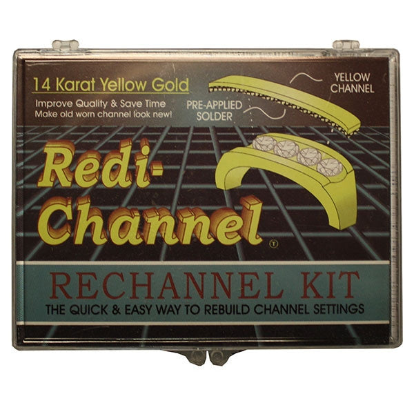 Channel Redi-Prong Kit 14KY