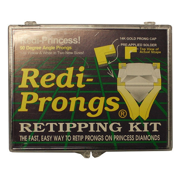 Princess Redi-Prong Kit 14KT