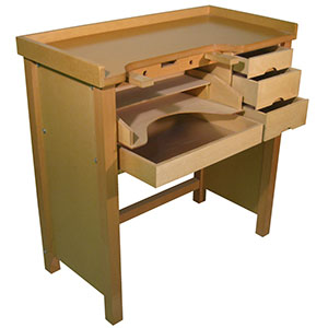 Professional Jewellers' Workbench (9634638863)