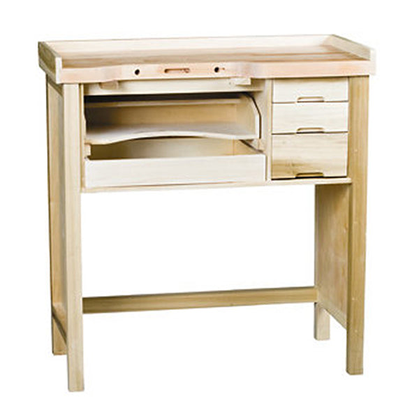 Grobet Heavy Duty Assembled Jewellers Workbench (9634638927)