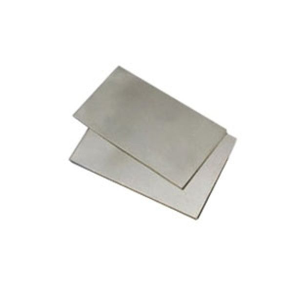 14k White Hard Plumb Sheet Solder (CIF)