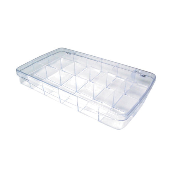 Plastic Box with 18 Compartments (613291524130)