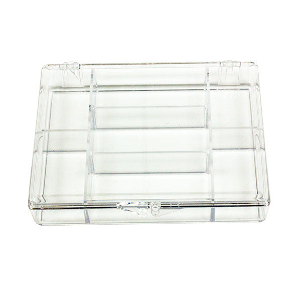 Seven Compartment Box - All Plastic (10444075791)