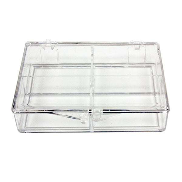 Four Compartment Box - All Plastic