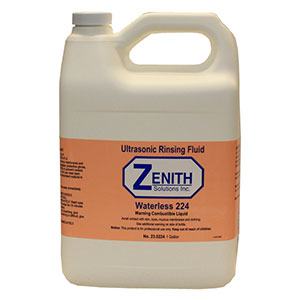 Zenith Solutions Ultrasonic Rinsing Solution 224