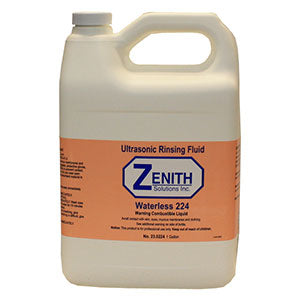 Zenith Solutions Ultrasonic Rinsing Solution 224 (587719180322)