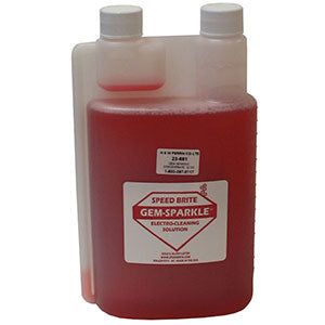 Gemsparkle Concentrate Jewellery Cleaning Solution 32 oz. (586942873634)