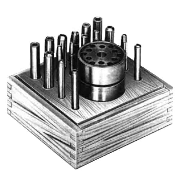 Set of Punches for Clockmakers (10444081679)