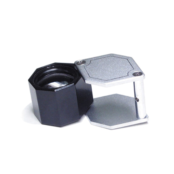 Vigor Extra Large Diamond 10X Loupe