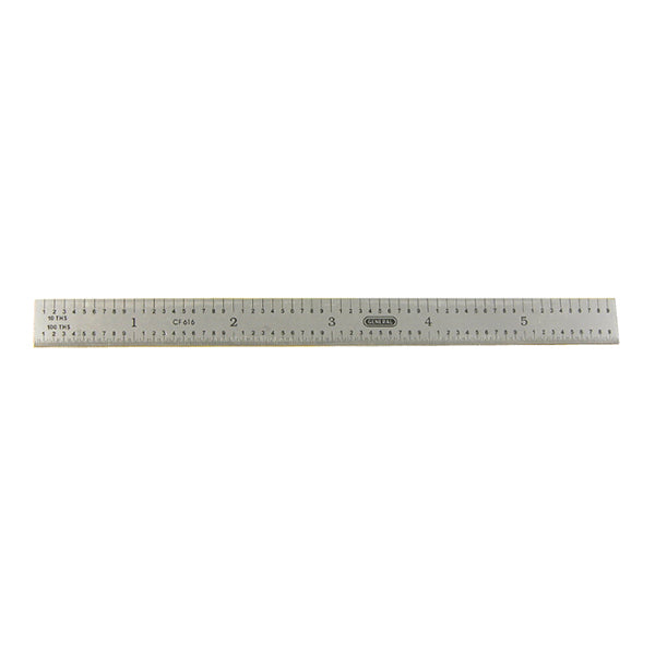 Flexible Stainless Inch Rule (1589269626914)