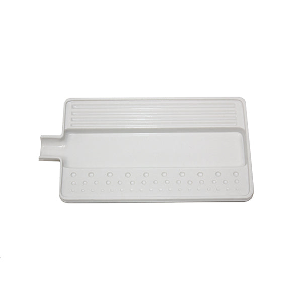 White Sorting Tray with Neck