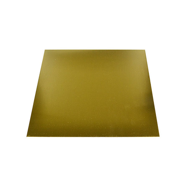 Soft Brass Metal in Squares