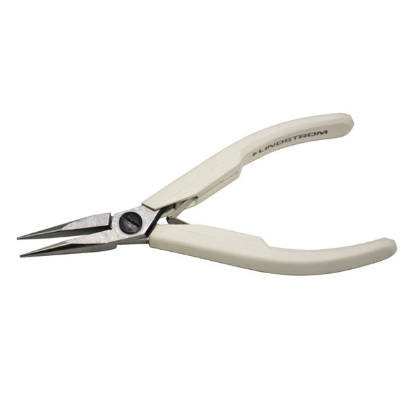 Lindstrom Supreme Series Long Chain Nose Plier (1858718531618)