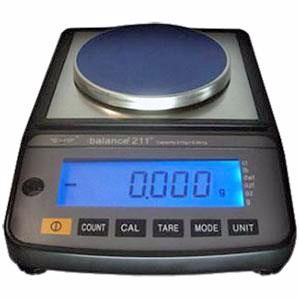 My Weigh iBalance 211 Precision Table Top Carat Scale
