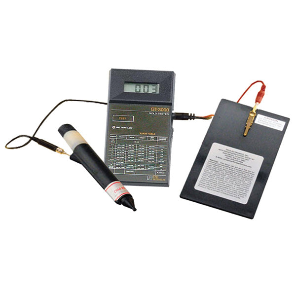 GT-3000 Tri-Electronics Gold Tester
