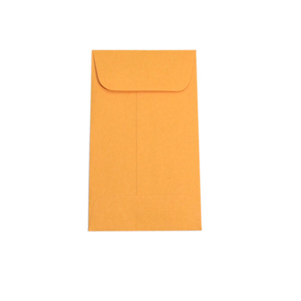 "No. 3 Kraft Coin Blank Job Envelopes - 4 1/4"" x 2 1/2"" (3814924255266)"