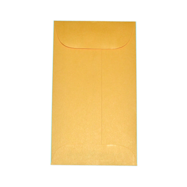 "No. 5.5 Kraft Blank Job Envelopes - 5-1/2"" x 3-1/8"" (3814934347810)"