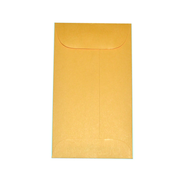 "No. 6 Kraft Blank Job Envelopes - 6"" x 3 1/2"" (3814943457314)"