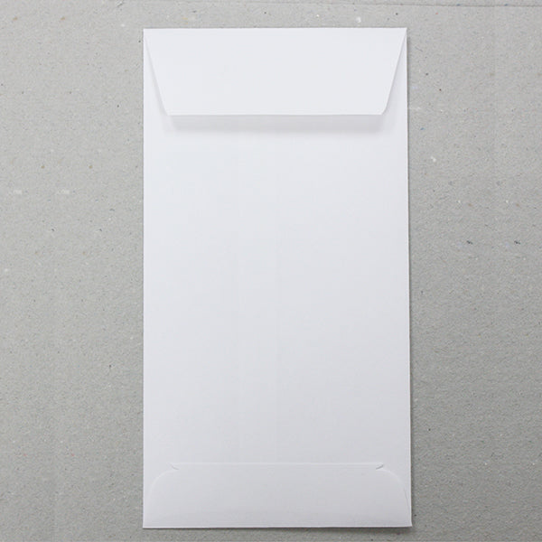 "No. 6 White Blank Job Envelopes - 6"" x 3 1/2"" (3814944276514)"