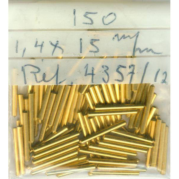 Brass Tapered Pins 1.50mm