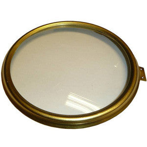 Convex Glass Bezel 4 1/2""