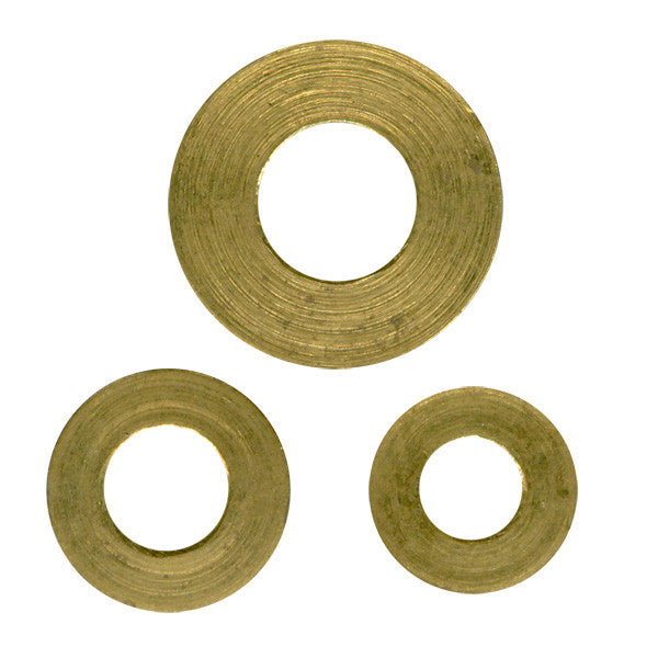 Large Flanged Brass Bushing