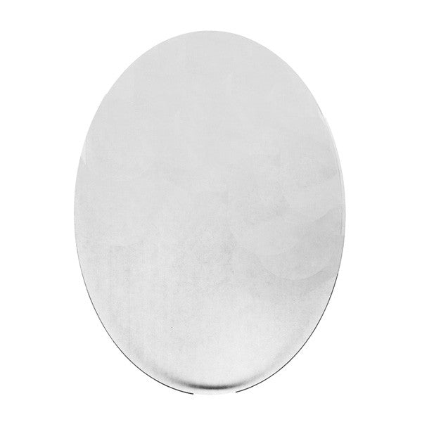 "Oval Convex Clock Glass 5 13/16"" (10591592207)"
