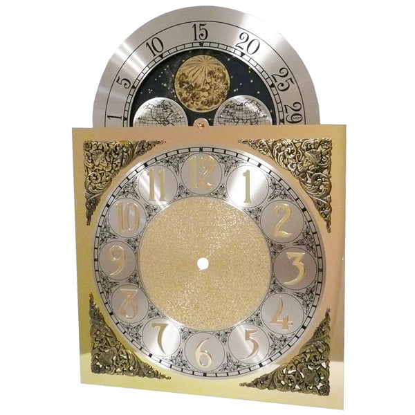 Clock Kit #1  Moon Phase Hermle 451-053-94cm
