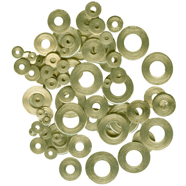 Flat Nickel Washers