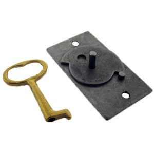 Terry Clock Door Lock & Key