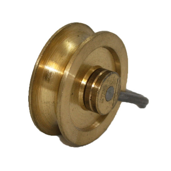 "Rope Pulley  1 1/2"" (38 mm)"