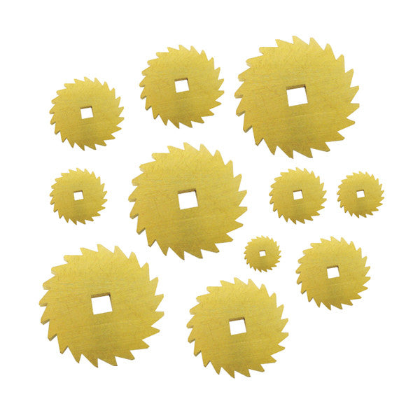 Ratchet Wheel Assortment 10 pcs
