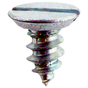 Flat Head Wood Screw #10