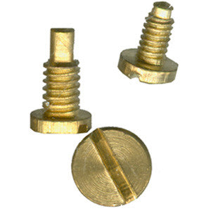 #567 Brass Fillister Screws (10593194319)
