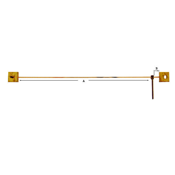 Hermle 967 400 Day Clock Suspension Unit