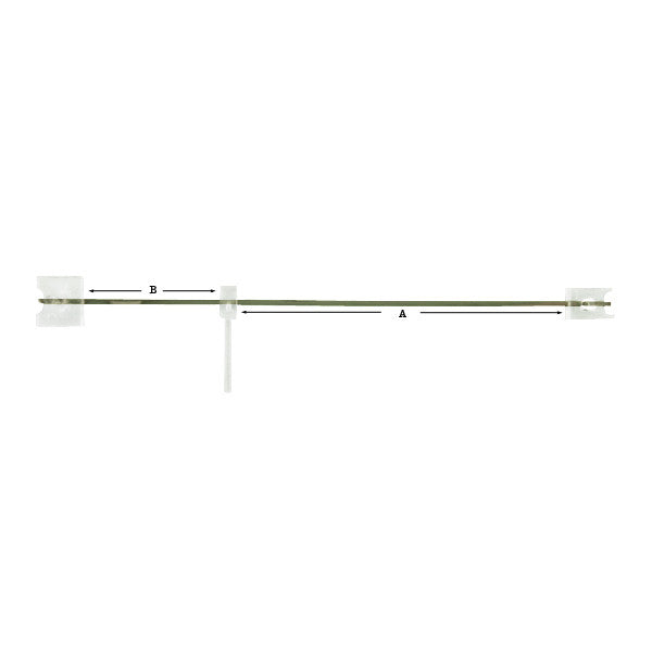 Hermle 2300-005 400 Day Clock Suspension Unit