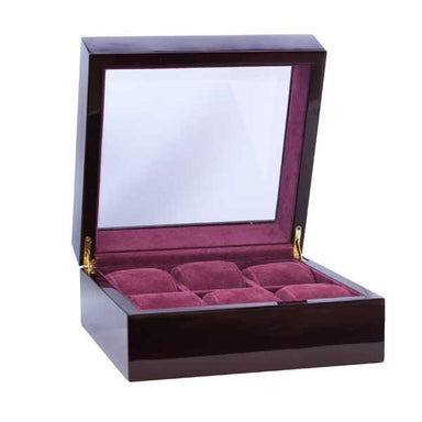 Burgundy Deluxe Watch Box (9290748164)