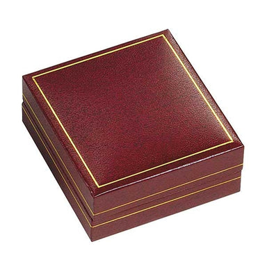BX-3600-5-P Burgundy Pendant Box (9290742532)