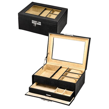 JB515 Leatherette Jewellery Box (4415403524163)