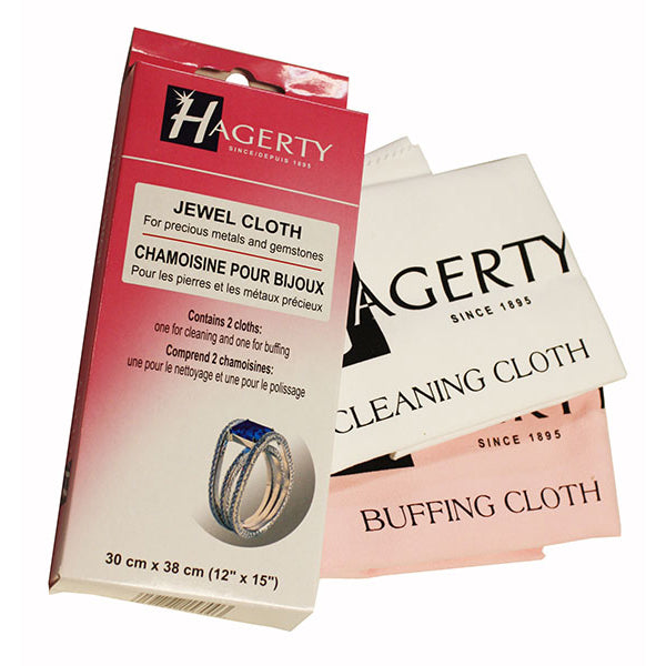 Jewel Cleaning & Buffing Cloths