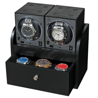 PES-WS2 Wooden Housing for Boxy Watch Winder (11671715151)