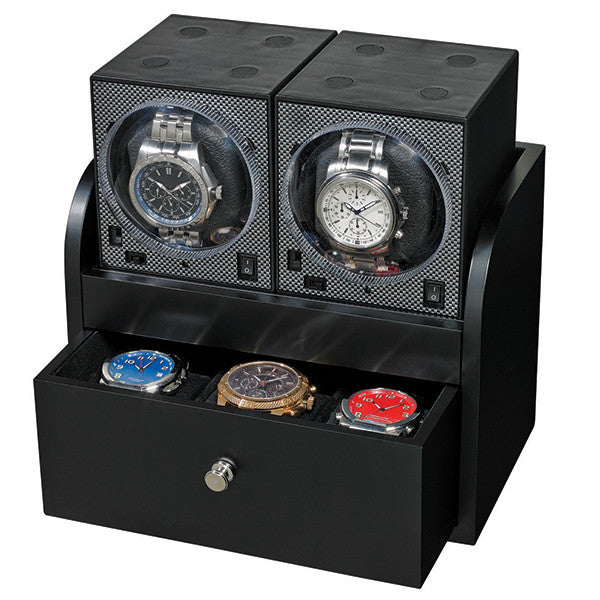 PES-WS2 Wooden Housing for Boxy Watch Winder