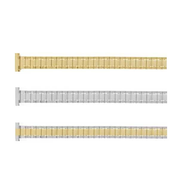 3309 Squeeze End Metal Expansion Watch Band (9318849476)