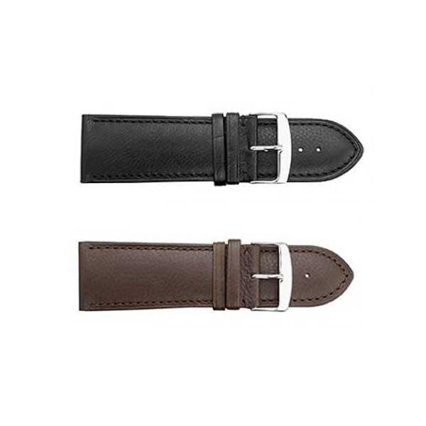 336 Stitched Calf Skin Watch Strap
